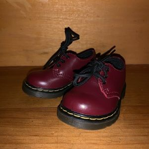 Dr. Martens Toddler US size 4C